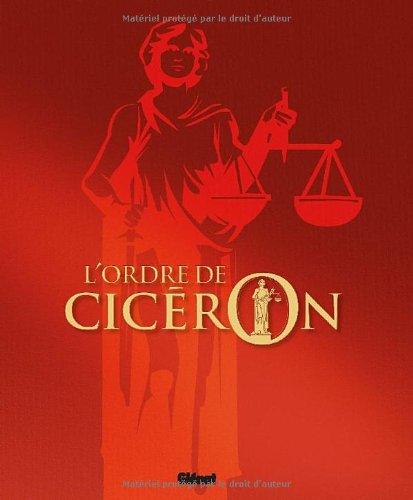 L'Ordre de Cicéron - Coffret Tomes 1 à 4