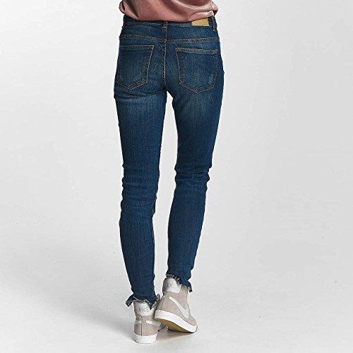 JACQUELINE de YONG Damen Jeans / Skinny Jeans jdySkinny Blau