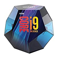 Intel Core i9-9900K Desktop Processor 8 Cores up to 5.0 GHz Turbo unlocked LGA1151 300 Series 95W BX80684I99900K