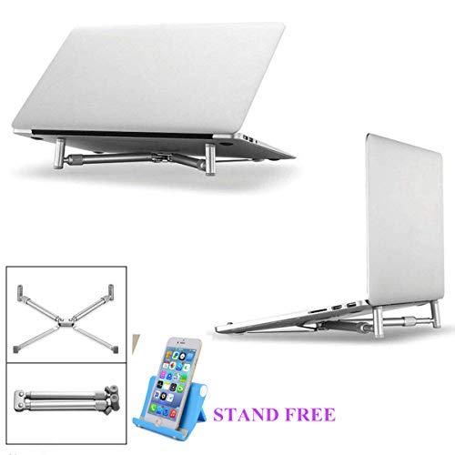 Bntteam Laptop Ständer Verstellbar, Tragbare Computer Ständer Riser Für  Stehpult, IMac Bücher,