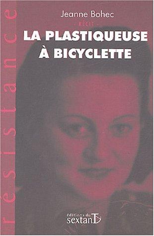 La plastiqueuse à bicyclette par Bohec Jeanne