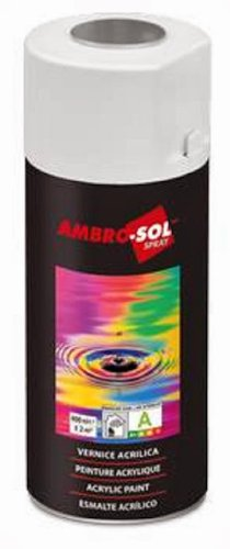 SPRAY ACRILICO 400ML TRASPARENTE LUCIDO