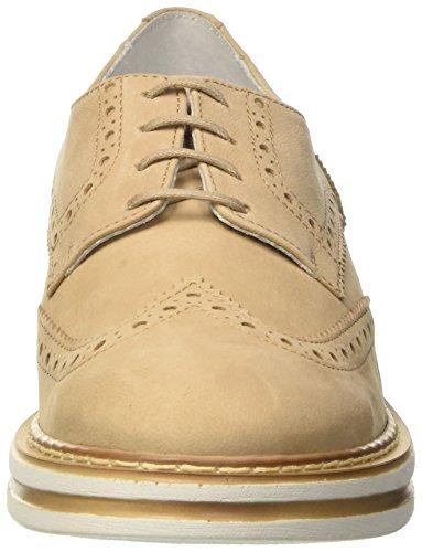 Bata Damen 5268483 Derby-Schuhe Beige