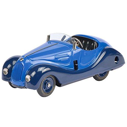 Preisvergleich Produktbild Schuco 450186400 - Examico 4001 Modellauto, signalblau/stahlblau