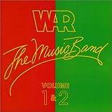 Songtexte von War - The Music Band Volume 1 & 2