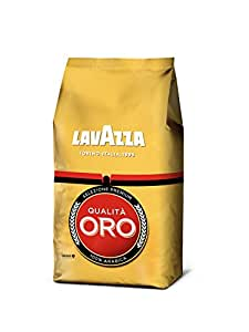 Lavazza Qualita Oro Coffee Beans 100% Arabica 1kg: Amazon ...