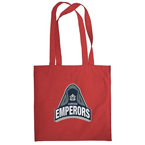 Texlab–Darkside Emperors–sacchetto di stoffa Rot