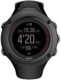 Suunto Ambit3 Run Black - Reloj de carrera GPS, color negro