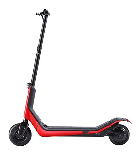 CityBug 2S-ES317 E-Scooter, rot, One Size