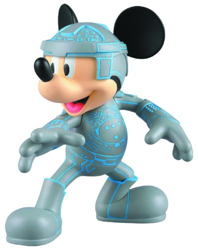 UDF MICKEY MOUSE (TRON Ver.) (japan import)