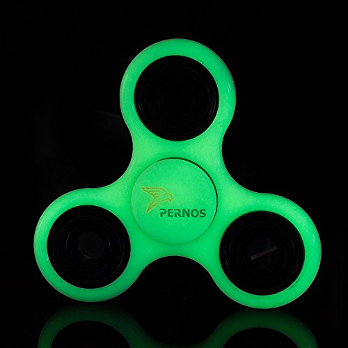 Pernos Fidget Spinner Stress Reducer with Premium Hybrid Ceramic Bearing, Perfect Fidget Toy For ADD, ADHD, Anxiety, and Autism Adult Children.¡