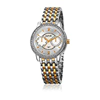 August Steiner - Watch - As8228Ttg_Gold and Silver, Analog Display
