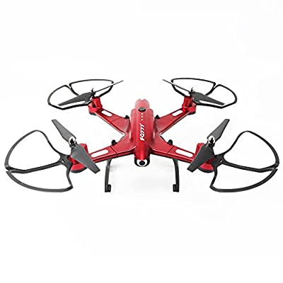 Goolsky FQ777 FQ02W 0.5MP Camera Wifi FPV Foldable Transform Robot Shape 2.4G 4CH 6-Axis Gyro G-Senseor Selfie Drone RTF Quadcopter