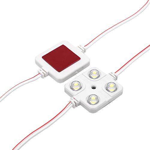 40 LED 12V de Toit Panneau Éclairage Ampoules Blanc intérieur Plafonnier Camion T4 T5