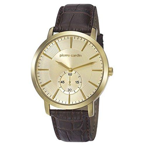 Pierre Cardin Montre Homme Montre bracelet cuir pc106981F04