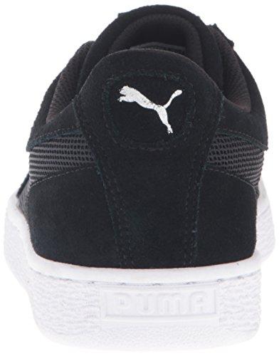 Puma - Suede Classic Mesh Fs Chaussures Hommes - Puma Black