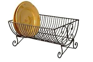 gouttoir fer forg trait poser sur votre cuisine cuisine maison. Black Bedroom Furniture Sets. Home Design Ideas