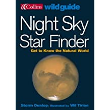 Night Sky Star Finder (Collins Wild Guide)