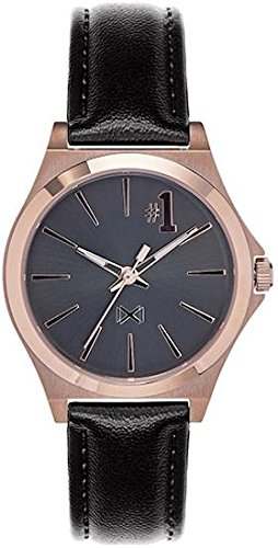 Mark Maddox Women's Analogue Quartz Watch with Leather Strap MC7102-57