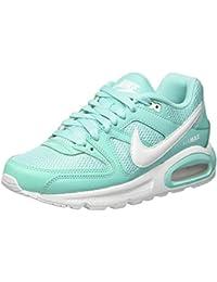 Nike Air Max Command (Gs), Zapatillas de Gimnasia para Niñas
