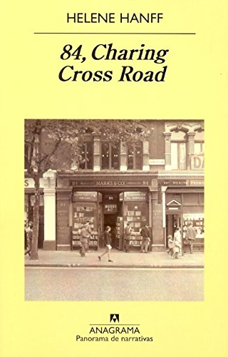 84, Charing Cross Road (Panorama de Narrativas)
