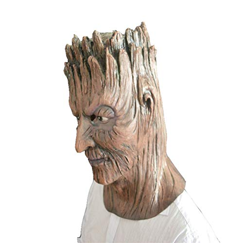 Halloween Cosplay Kostüm Maske Für Dekoration, Baum (Baum Geist Kostüm)