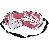 Red Lobster 99% Eyeshade Blinders Sleeping Eye Patch Eye Mask Blindfold For Travel Insomnia Meditation preisvergleich bei billige-tabletten.eu