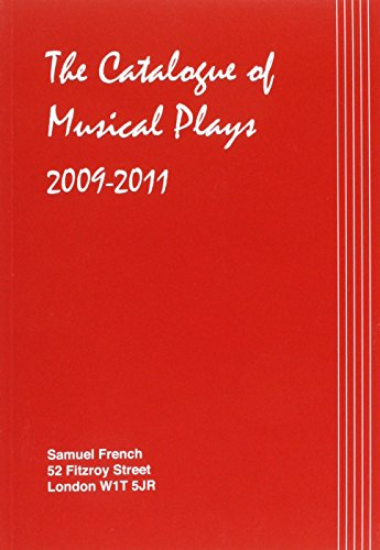Musical Plays Catalogue 97-98
