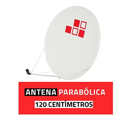 Satellitenschüssel Navi 120cm Offset Diesl.de 41,0 dB - 42,3 dB