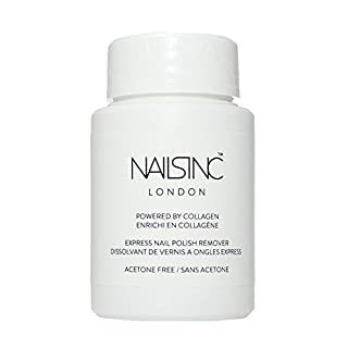 Nails Inc Powered By Collagen Express Nail Polish Remover Pot
