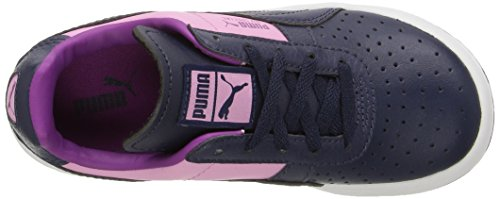 Puma Gv Special Kids Cuir Baskets Peacoat/Pastel Lavender