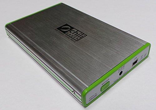 """2,5\"""" USB 2.0 Gehäuse für IDE ATA Festplatten mit Backup-Software aus ALU #747"""