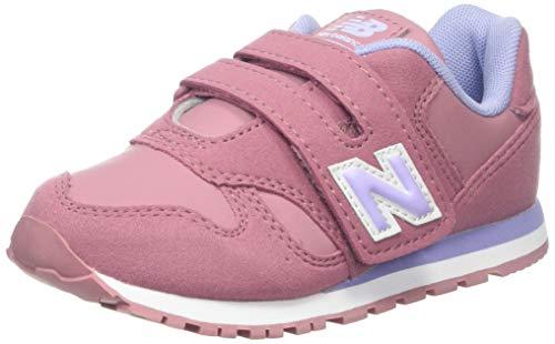 New Balance Yv373v1, Zapatillas para Niñas, Rosa Pink/Purple Pink/Purple, 38 EU