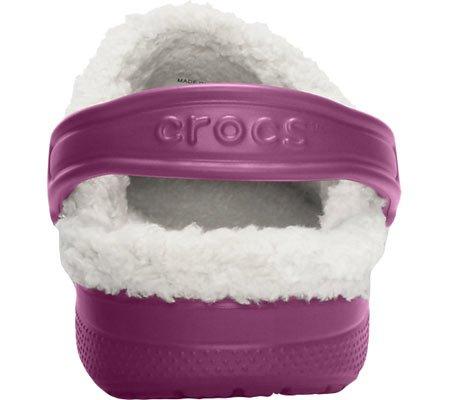 CROCS - Feat Lined -Mixte Adulte - couleur : Prune Prune