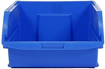 Stanley Caja organizadora Abierta, Espacio para Guardar Cosas de 21 litros, Azul, 30,8 x 42,9 x 17,8 cm 056500-015, 30.8x42.9x17.8cm