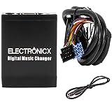 Electronicx Elec-M06-VW8D Digitaler Auto-Musik-Wechsler VW, Skoda,Audi, USB, MP3, AUX, SD CD-Adapter Radio Stereosystem