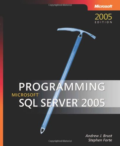 Programming Microsoft® SQL Server(TM) 2005 Brust-server