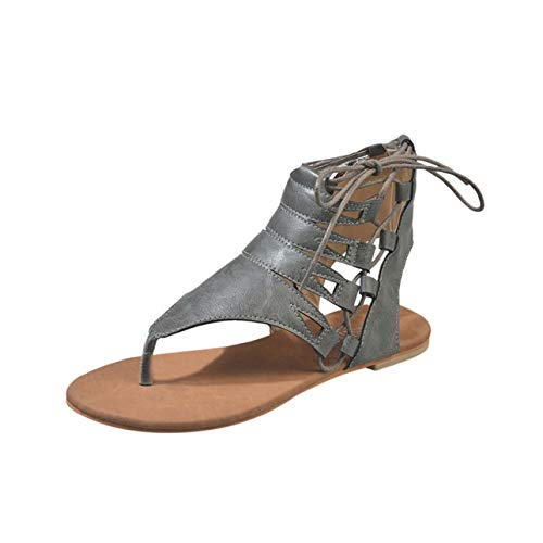 Shoes Women Flat Sandals Gladiator Rubber Beach Sandals 2019 Summer Ladies Bownot Sandals for Women Casual Female Shoes Multi 35 -