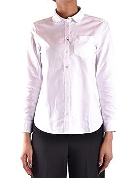 Burberry Mujer MCBI056214O Blanco Algodon Camisa