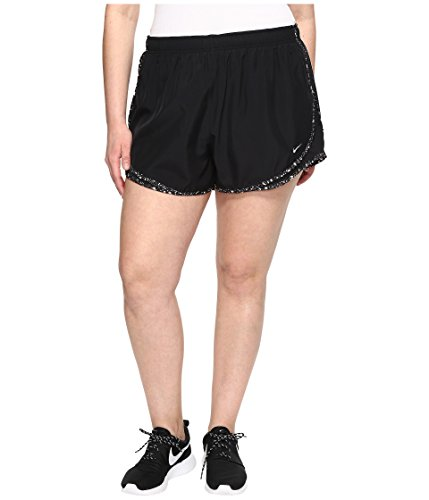 s Size Dry Tempo Running Shorts (Black Wolf/Grey, 2X) ()