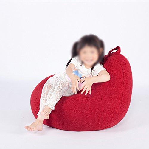 Sofa de pouf de chaise longue pour enfants Chaise de balcon de chaise simple belle créative (Couleur : B)