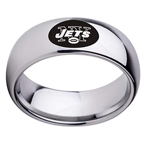 YUKFGH Ring Gift Gift Dallas Cowboys Team Championship Ring Titanium Steel Unisex Jewelry Sport Style for Rugby Fans Gifts-Pic Show 5,6 (Dallas Cowboys Keramik)