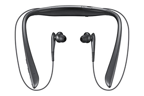 Samsung Level U Pro Bluetooth Wireless In-ear Headphones with Microphone and UHQ Audio, Black Image 5