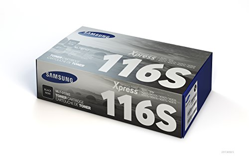 Samsung MLT-D116S Schwarz Original Toner + Cashback (Original-schwarz-laser-drucker)