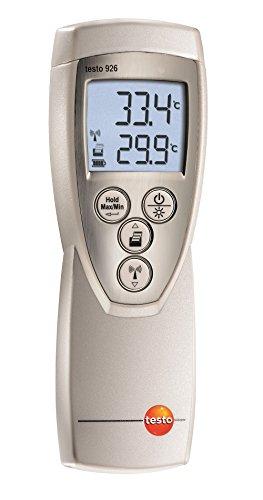 Testo 926, Lebensmittel-Temperatur-Messgerät, 0560 9261