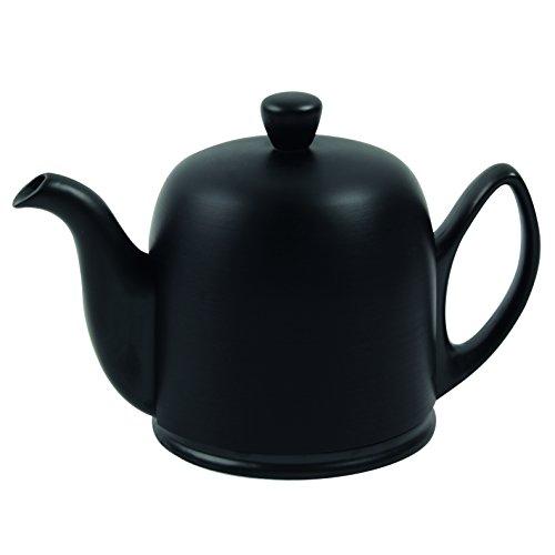 DEGRENNE - Salam Color Théière Cloche alu Black 4 Tasses / 70 cl