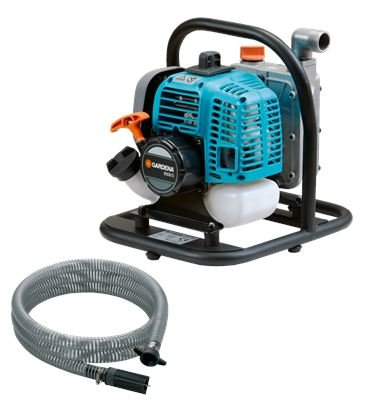 Gardena Classic Benzinmotorpumpe 9000/3, 2-Takt Motor-Wasserpumpe thumbnail