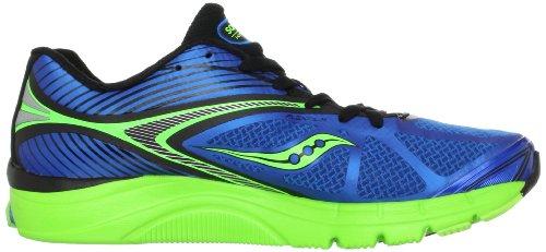 Saucony Kinvara 4Scarpe da corsa da uomo Blue / Black / Slime
