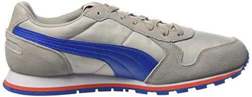 Puma St Runner NL, Baskets Basses Mixte Adulte Gray Violet/Royal