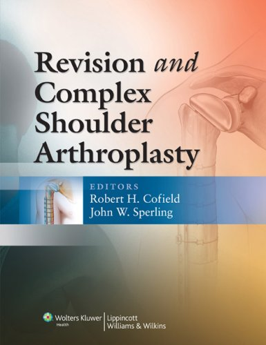 Revision and Complex Shoulder Arthroplasty
